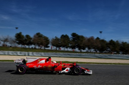F1 testing 2017: Vettel rejects claims Ferrari is the favourite