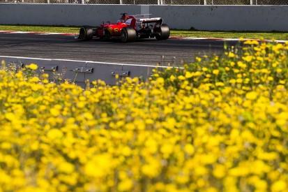 F1 testing: Ferrari's Vettel finishes penultimate day on top