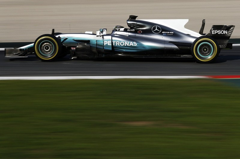 F1 testing 2017: Some Mercedes updates 'didn't work out' - Lauda