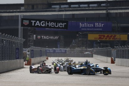 Extra Formula E race in Berlin replaces Brussels event