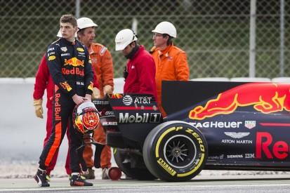 F1 testing 2017: Same Renault problem hit Max Verstappen twice