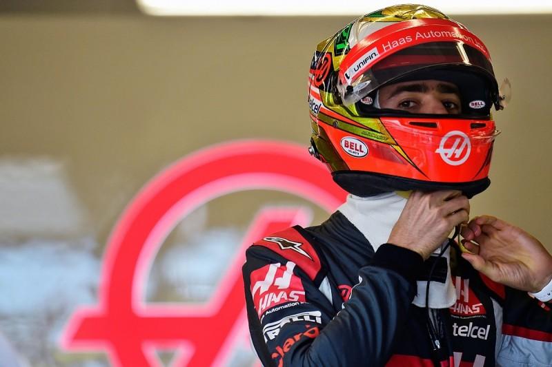Ex-Haas F1 driver Gutierrez to join Techeetah for Formula E debut