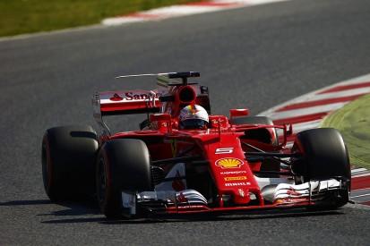 F1 testing: Ferrari's Vettel cruises to best Barcelona lap so far