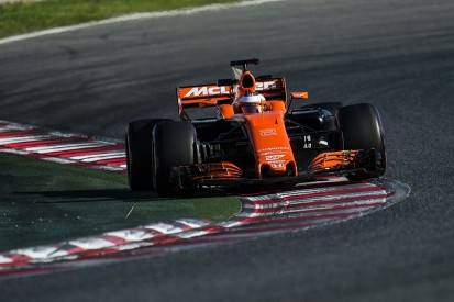 F1 testing 2017: McLaren chassis fears 'like fake news' - Boullier