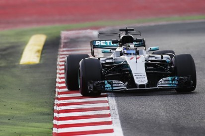 F1 testing: Bottas puts Mercedes back on top in second test