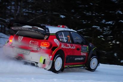 Citroen's start to WRC 2017 season hurt by 'lack of preparation'