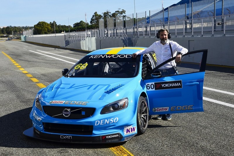 Yvan Muller joins Volvo WTCC project as development driver