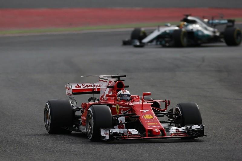 Lewis Hamilton: Ferrari is favourite for F1 2017 based on testing