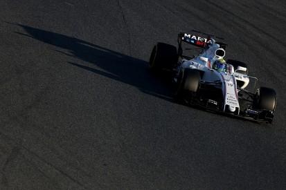 F1 testing 2017: Felipe Massa tops first day of second Barcelona test