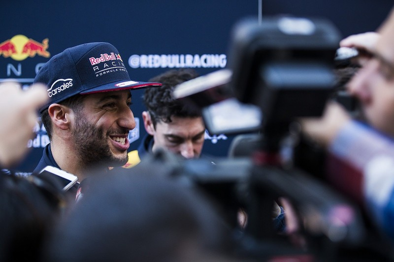 F1 testing 2017: Ricciardo hopes Williams has shown its hand