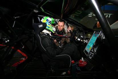 Formula E racer Lucas di Grassi tests Electric GT racer