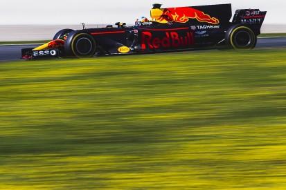 Red Bull F1 boss wants talks to cut shark fins before Australian GP