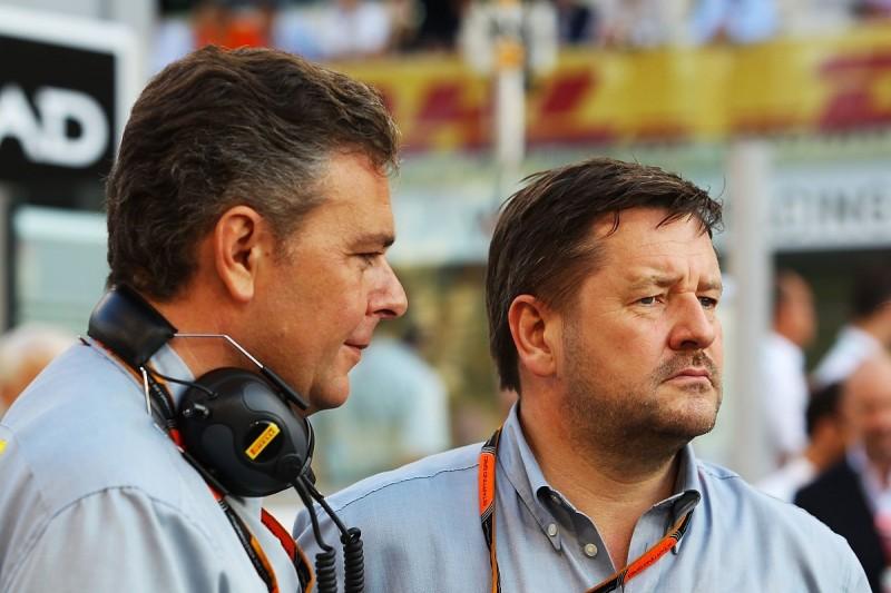 F1 tyre supplier Pirelli reshuffles management structure
