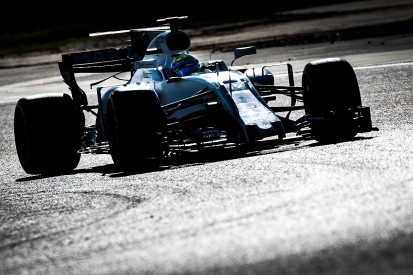 F1 testing 2017: Williams's Massa leads first morning of test two