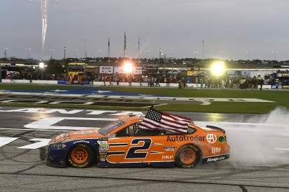 Atlanta NASCAR: Brad Keselowski wins as penalty costs Kevin Harvick