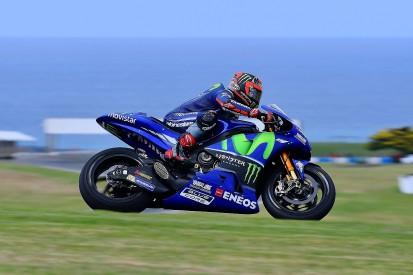 Yamaha's new MotoGP signing Vinales wants to tone down aggression