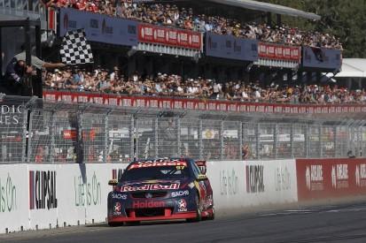 Adelaide Supercars: Van Gisbergen hunts down McLaughlin to win