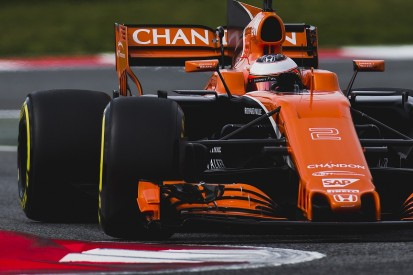 McLaren: First F1 pre-season test performance nowhere near target