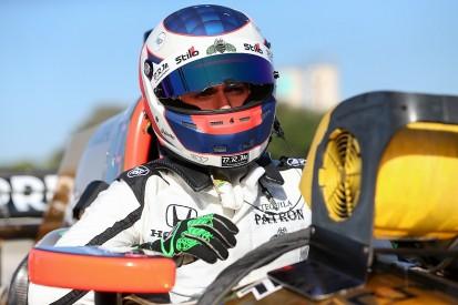 Daytona/Sebring winner Pipo Derani impressed SPM in IndyCar test