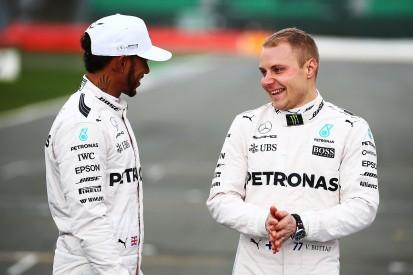 Lewis Hamilton: 'No games' with Bottas as Mercedes team-mate