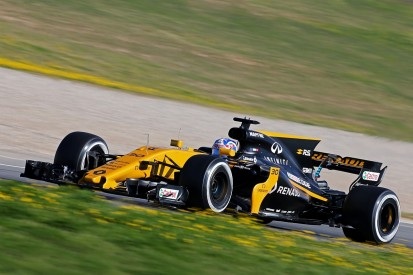 Renault has made ride-quality gains, says Jolyon Palmer