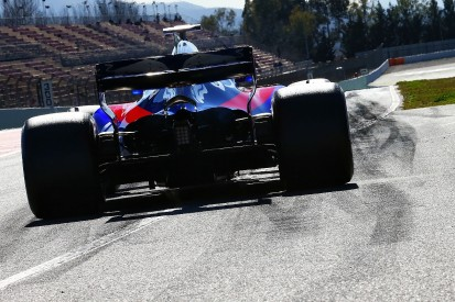 Toro Rosso reckons it's near front of midfield after first F1 test