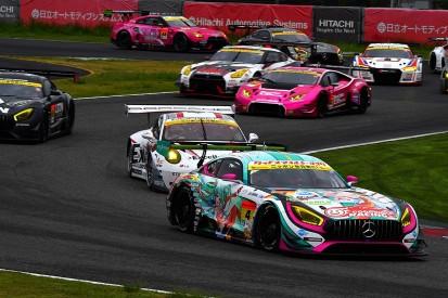 10-hour GT3 race to replace Suzuka 1000km Super GT round in 2018