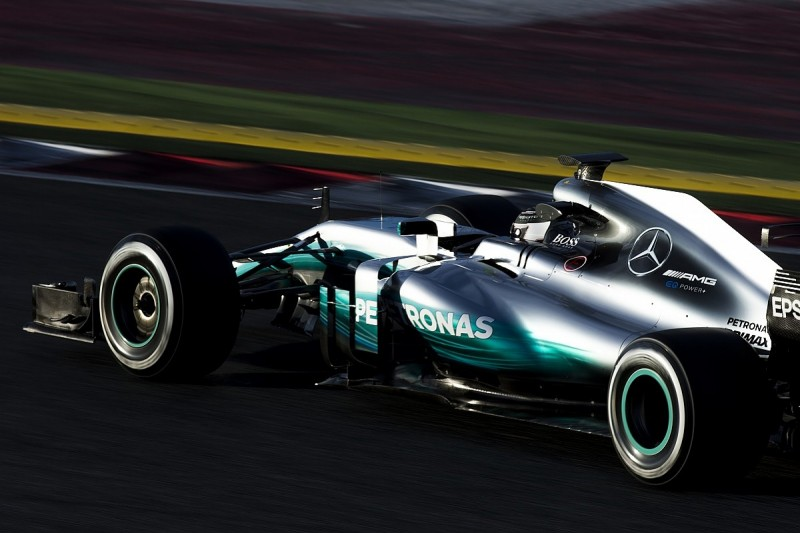 Mercedes driver Valtteri Bottas says wind affects 2017 F1 cars more