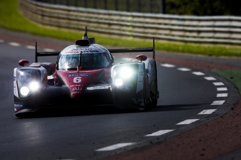 Toyota's third Le Mans 24 Hours car for 2017 a major financial risk