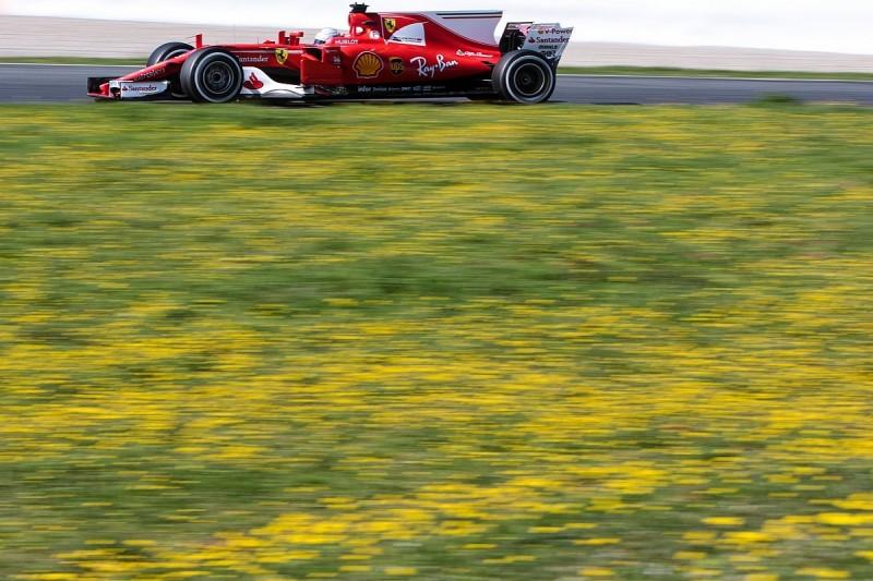 F1 testing: Ferrari surprise performer at Barcelona, says McLaren