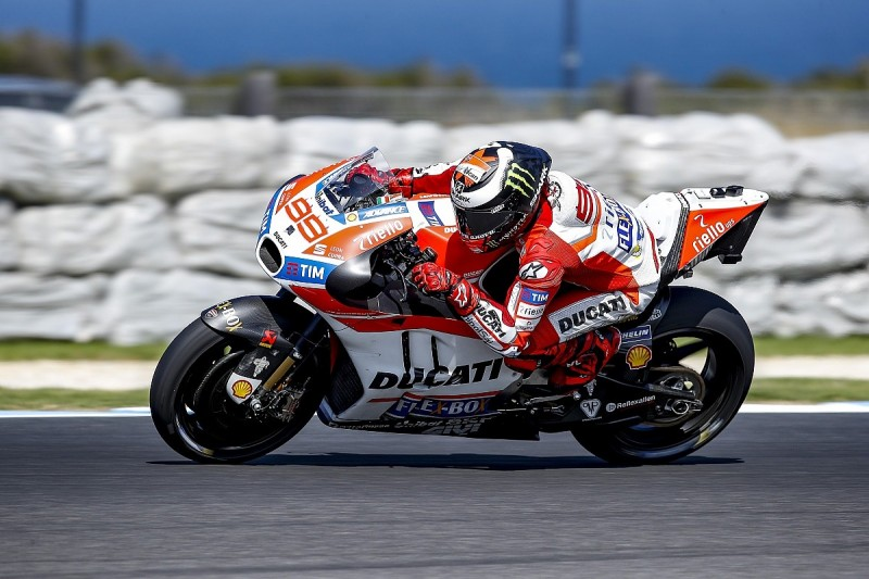 """Jorge Lorenzo must not """"think too much"""" during Ducati transition"""