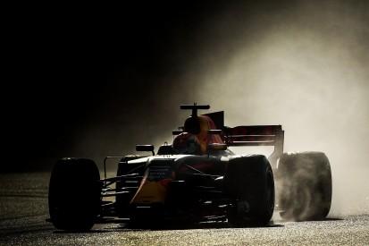 Pirelli already planning new wet Formula 1 tyres