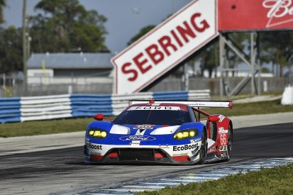 Ford adds WEC GT entry for Sebring 12 Hours