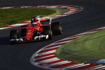 F1 testing 2017: Ferrari's Raikkonen leads final day of first test
