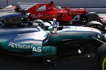 F1 testing: Bottas quickest, Vettel/Ferrari star again in Barcelona