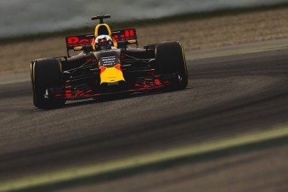 F1 testing: Red Bull never expects to match Mercedes' mileage