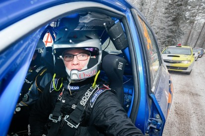 Henning Solberg's son Oscar joins British Rally Championship field