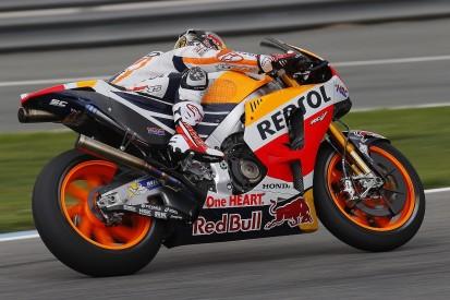 Honda MotoGP team called up Sete Gibernau for pre-test runs
