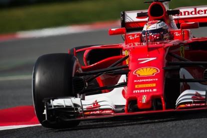 Kimi Raikkonen leads Barcelona Formula 1 testing for Ferrari