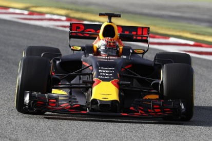 F1 testing 2017: Max Verstappen's first day 'very positive'
