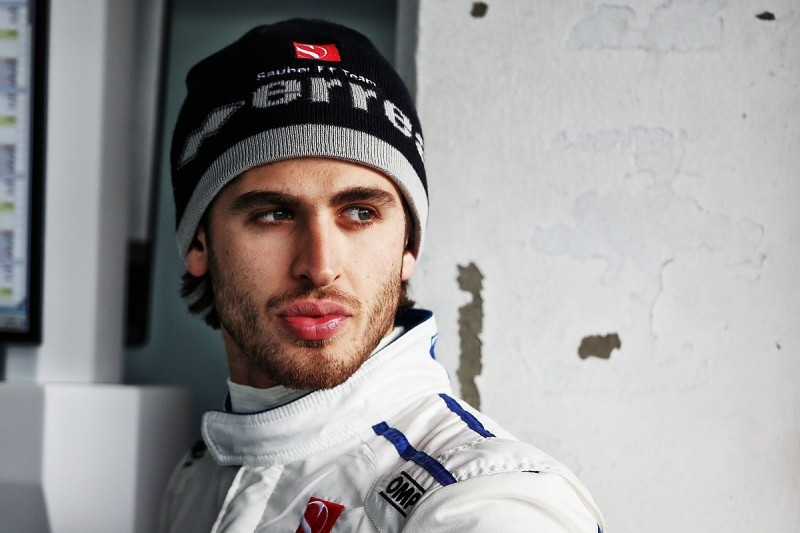 Ferrari F1 reserve Antonio Giovinazzi won't get 2017 race programme