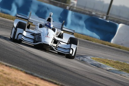 Scott Dixon leads Ganassi sweep of Sebring IndyCar test