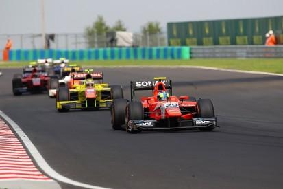 GP2 won't follow Formula 1's 2017 low-degradation tyre move