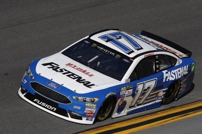 Ricky Stenhouse Jr leads Ford sweep of final Daytona 500 practice