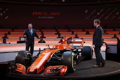 Zak Brown defends McLaren's Formula 1 livery after mixed reception