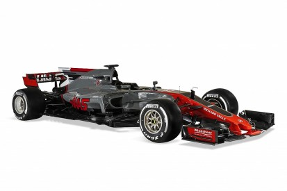 Haas unveils its VF-17 challenger for 2017 F1 season
