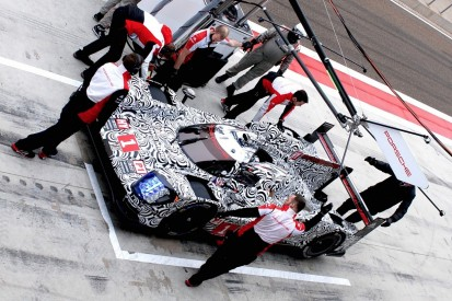New LMP1 WEC cars close to 2016 speeds already despite rule changes