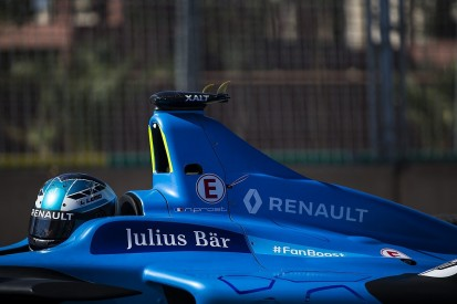 Renault starts testing Formula E 2017/18 powertrain developments