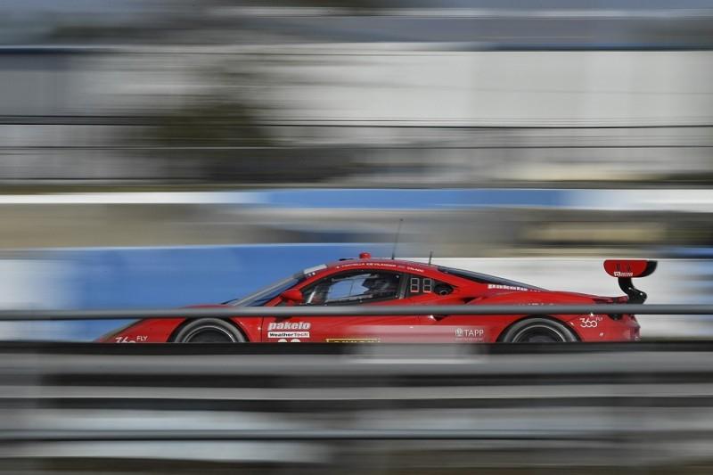 Juan Pablo Montoya eyes Risi Ferrari drive after Sebring IMSA test