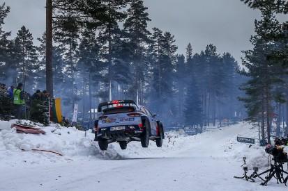 World Rally Championship rules out hybrids in next five years